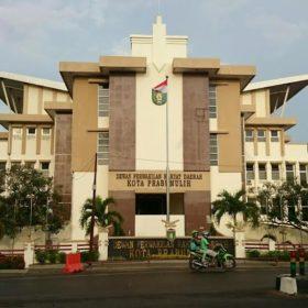 Gedung DPRD Prabumulih