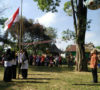 Perayaan HUT RI Ke-71 di Sekolah Sekolah Alam Palembang Meriah