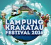 Festival Krakatau 2016 Bertema 'Lampung The Treasure of Sumatra'