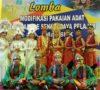 SMKN 1 Penukal Ikut Festival Pekan Budaya