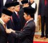 Bupati Lahat Aswari Terima Penghargaan Bintang Jasa Dari Presiden