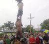 Sediakan 71 Pohon Pinang, Milik Ketua DPRD Yang Tersulit Dipanjat