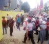 Demo Lippo Plaza Nyaris Bentrok