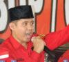 Wabup Ferdian, Jabat Plh Ketua DPC PDI PALI