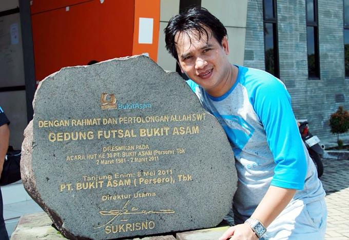 Ridho Maju Gubernur Sumsel, KNPI Prabumulih Siap Mendukung