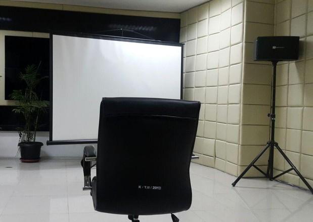 Command Center DPRD Mirip Tempat Karaoke