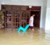 Diguyur Hujan, Rumah Wakil Bupati Terendam