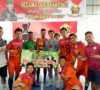 Green United B Raih Juara Open Tournament Futsal Danyonzipur 2/SG Cup