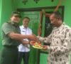 Rumah Warsono Selesai Diperbaiki, Koramil 404-08/RL Serahkan Kunci