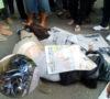 Mahasiswa Tewas Tergeletak Ditepi Jalan, Motornya Masuk Selokan