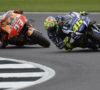 Valentino Rossi Pesaing Kuat Marquez
