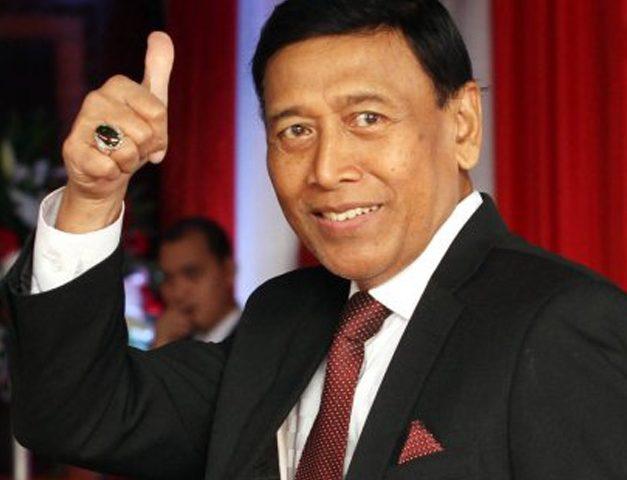 Wiranto Resmi Jabat Ketum PBSI