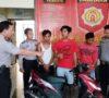 Himpitan Biaya Hidup, 3 Pemuda Nekad Curi Motor