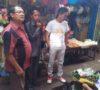 Disperidag dan Camat Talang Ubi Sidak Pasar