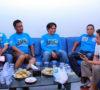 Usulkan Gelar Jambore Pemuda, KNPI Pabumulih Kunjungi Kantor DPD KNPI Bandar Lampung