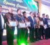 7 Gubernur Menerima Penghargaan Aditya Karya Mahatva Yodha