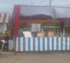 Jalan Simpang Lima Didirikan Pos Pelayanan Masyarakat