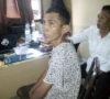 Rahmat Diringkus Polisi, Simpan 1 Kantong  Shabu Dalam Kotak Rokok