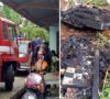 Selesai Adzan, Rumah Lurah Terbakar