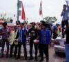 Pemuda NKRI Sumsel Menuntut Penghina Lambang Negara Dihukum