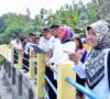 Penanganan Kampung Kumuh, Rina Geberak Kampung Warna Warni