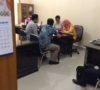 Mantan Kadis PU Muratara di Jebloskan ke Tahanan