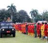 1350 Personil Disiagakan Cegah Karhutla Sumsel 2017