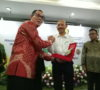 Bupati PALI  MoU Dengan Menteri ESDM, 5.375 Rumah Bakal Dialiri Gas