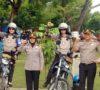 Polres Sosialisasi Penerimaan Anggota Polri, Masuk Polisi Gratis