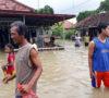 Banjir Melanda Prabumulih, Ketinggian Air Capai 1 Meter