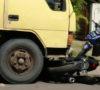 Truk Batubara vs Vixion, Anggota TNI Tewas