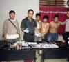 3 Pria ini Ditangkap Saat Gelar Pesta Shabu