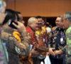 Gubernur Sumsel Hadiri Rakornas Maritim 2017