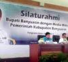 Plt Bupati Banyuasin Silaturahmi dengan Wartawan