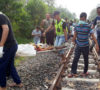 Ditabrak Kereta Api, Petani di Gelumbang Tewas Mengenaskan