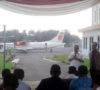 Naik Wings Air, Palembang-Linggau 50 Menit