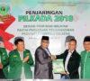 Ambil Formulir ke PPP, Ini Harapan Giri Ramanda