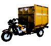 Camat Sekota Linggau Terima Motor Sampah
