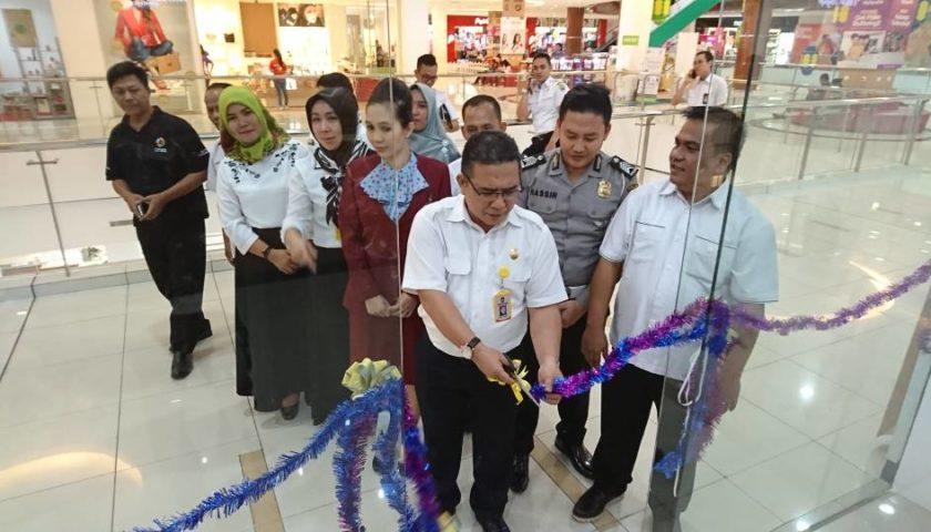Samsat Corner OPI Mall Resmi Melayani Wajib Pajak