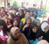 30 Menit, Seribu Sembako Murah Ludes Diserbu Warga