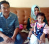 Anak Yang Ditelantarkan Oknum PNS Derita Kurang Gizi
