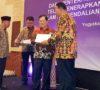 Pemkab Muratara Terima Penghargaan Bidang Kesehatan