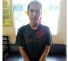 Terlelap Tidur Bandit Spesialis Bobol Rumah Ditangkap