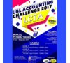 HMPSA FEB UBL Siap Gelar LCTA Accounting Challenge  2017