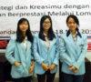 Tim Putri HMPSA UBL Raih Juara II LCT Akuntansi Se-Sumbagsel