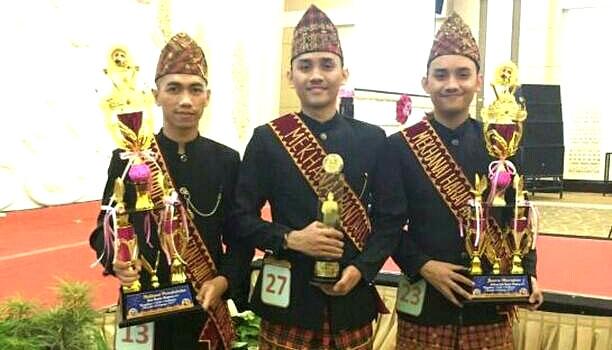 Mahasiswa UBL Prodi MH Juara I Mekhanai Kota Bandar Lampung 2017