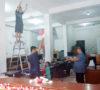 Samsat Palembang II Layani Wajib Pajak Pakai Kostum Pejuang Kemerdekaan