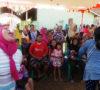 Keceriaan Warga Kelurahan Prabujaya Saat Ikuti Lomba HUT RI Ke-72
