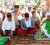 Ridho Yahya Sholat Idul Adha Bersama Masyarakat Prabumulih