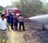 Sehari, Satu Setengah Hektar Lahan Terbakar